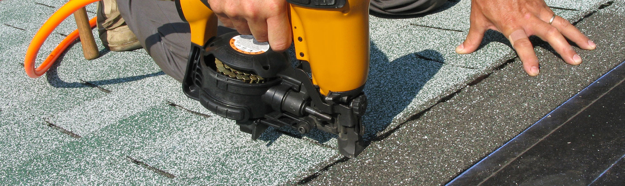 Nail Gun for Shingles